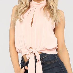 Fashion Nova Sleeveless Top